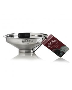 JAM FUNNEL STAINLESS STEEL KILNER