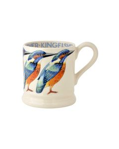 KINGFISHER 1/2 PINT MUG EMMA BRIDGEWATER