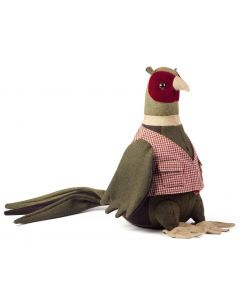 MR RINGNECK PHEASANT COLLECTABLE DORA DESIGNS