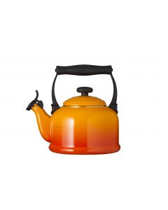 Le Cresuet Traditional Kettle, Volcanic 2.1 Litres