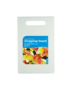 20X28CM POLYETHYLENE REVERSIBLE CHOPPING BOARD
