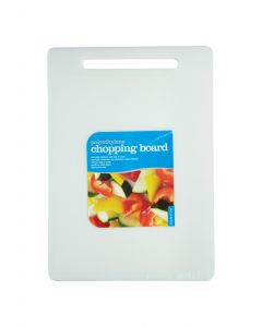 25X35CM POLYETHYLENE REVERSIBLE CHOPPING BOARD