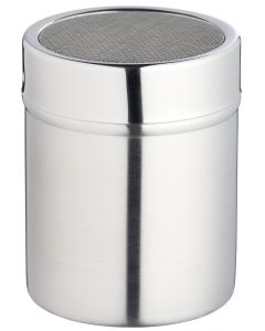 9CM STAINLESS STEEL FINE SIFTER
