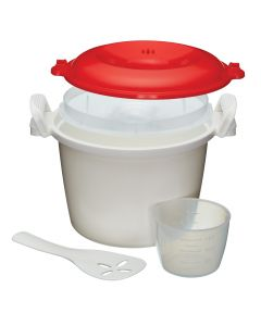 MICROWAVE RICE COOKER 1.5 LITRES