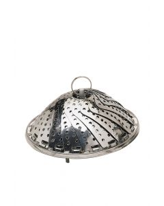 "9""/23CM COLLAPSIBLE STEAMING BASKET"
