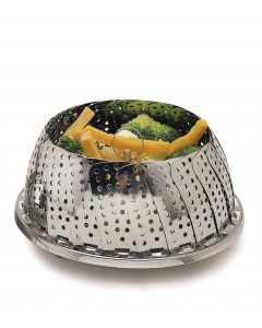 "11""/28CM COLLAPSIBLE STEAMING BASKET"