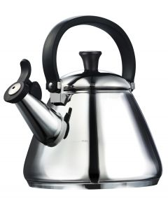 STAINLESS STEEL KONE KETTLE LE CREUSET