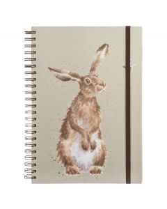 Wrendale The Hare & The Bee Notebook, A4
