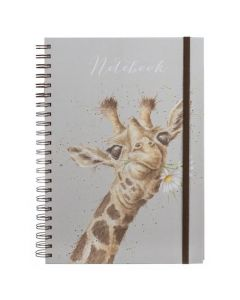 Wrendale FLowers Notebook