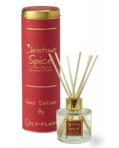 Lily Flame, Christmas Spice Reed Diffuser