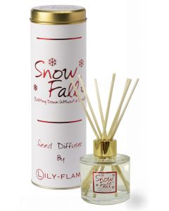 Lily Flame, Snow Fall Reed Diffuser