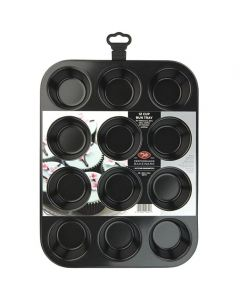 Tala Performance 12 Cup Bun / Muffin Tin, Non- Stick
