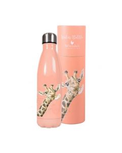 Wrendale Flowers Water Bottle
